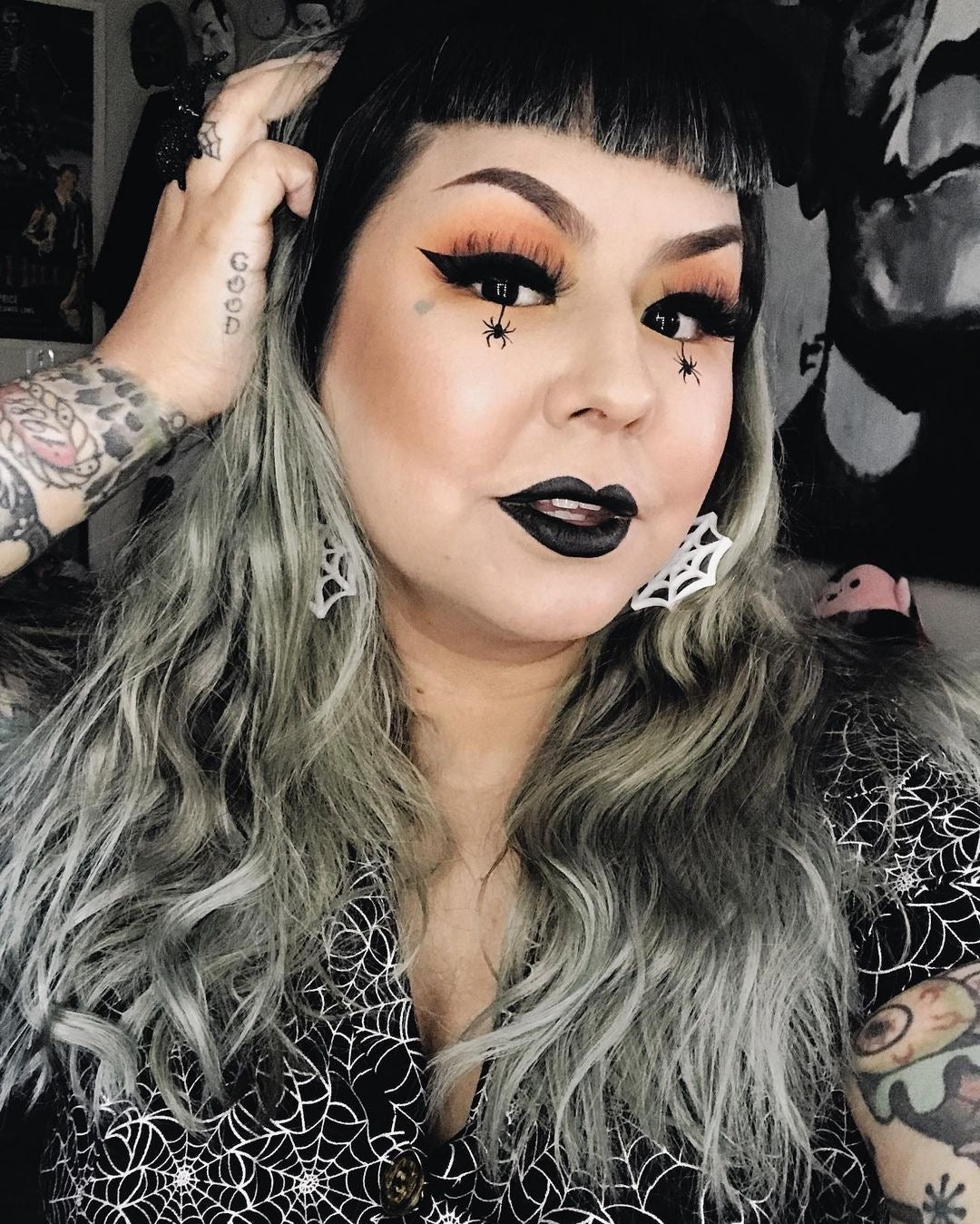 Image of Trick or treat lashes