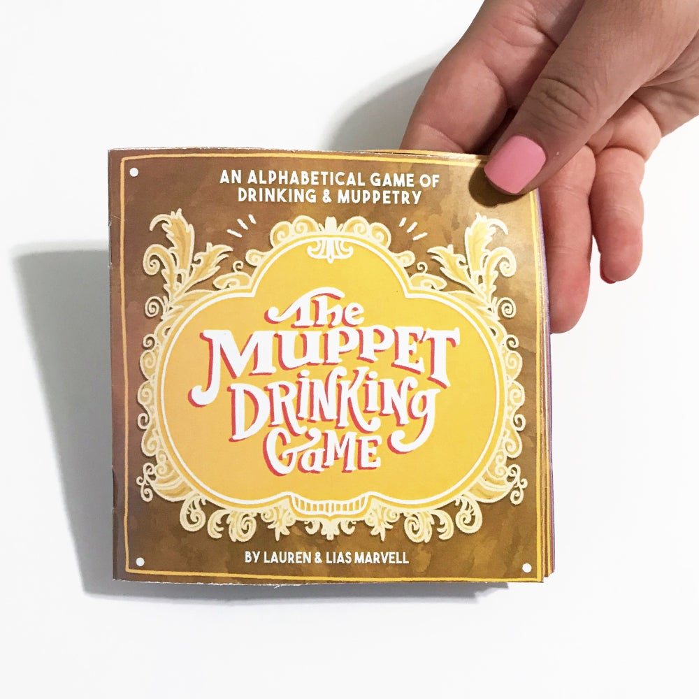 Image of Muppets Drinking Game!
