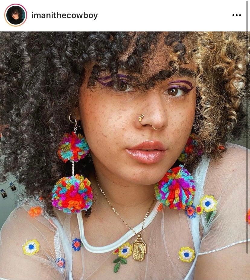 Kaleido Earrings