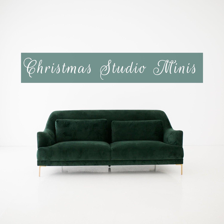Image of Christmas Studio Minis
