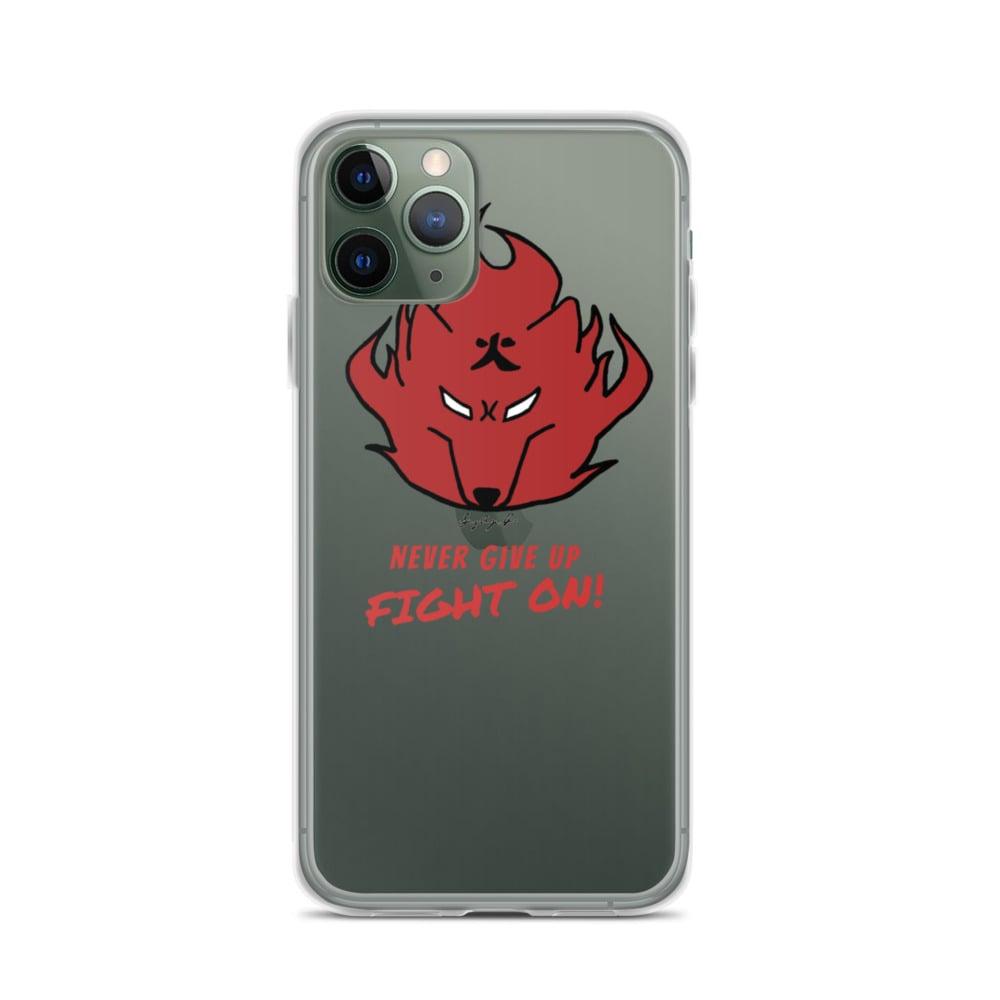 Fighting Spirit Phone Case (iPhones)