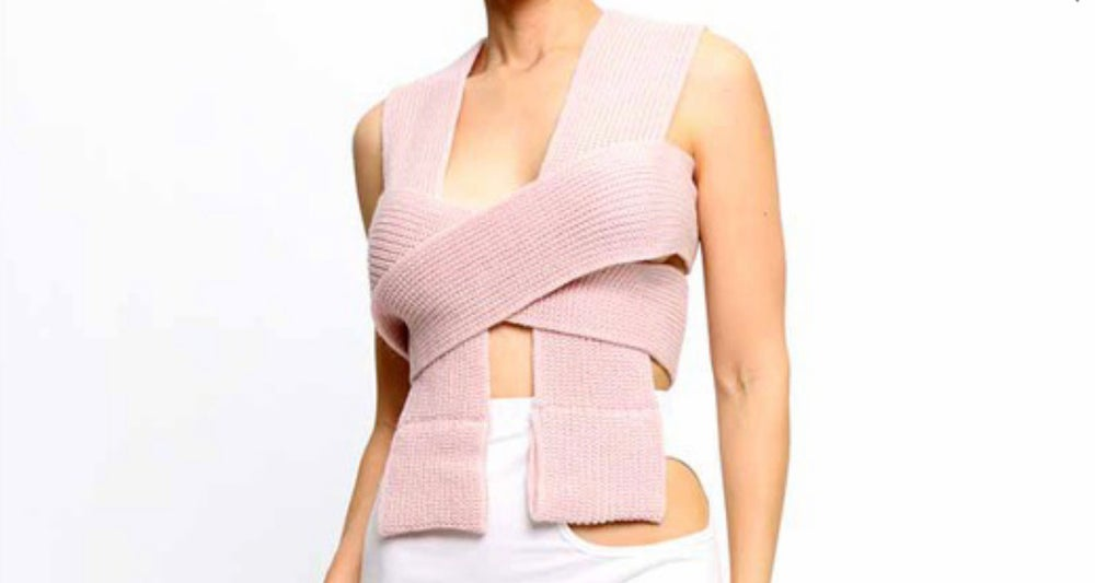 Image of Light Pink | Top