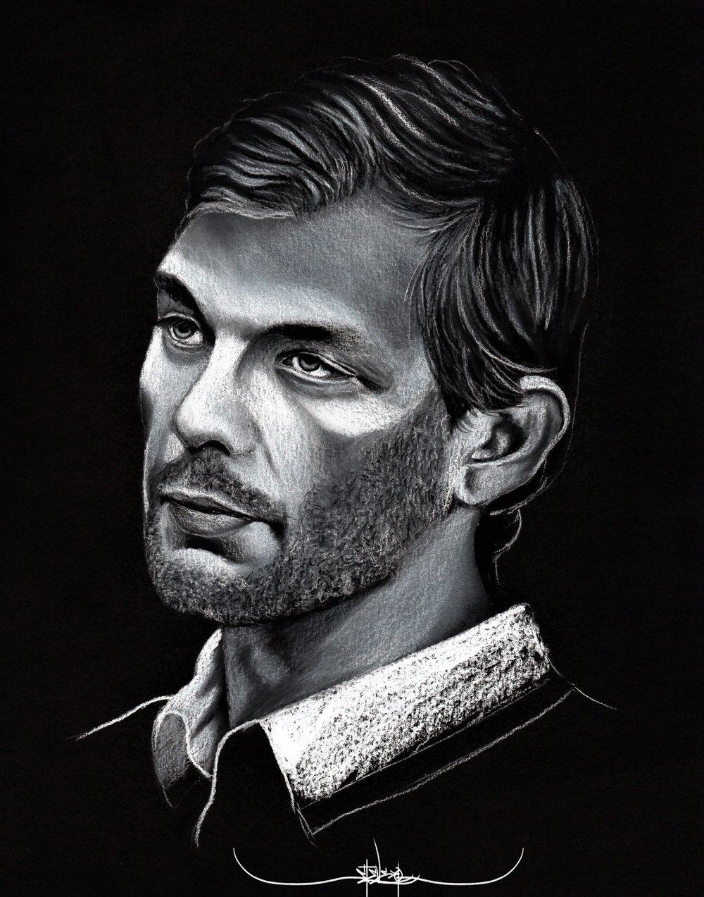 Dahmer 8x10 print