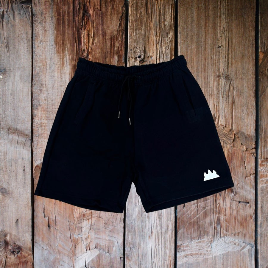 Image of Above Knee Heavyweight French Terry Shorts  (LIMITED EDITION)
