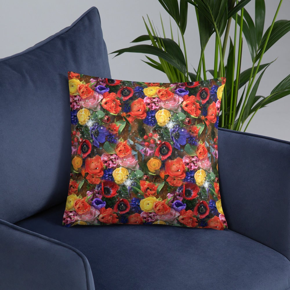 Image of Cosmic Bloom Pillow