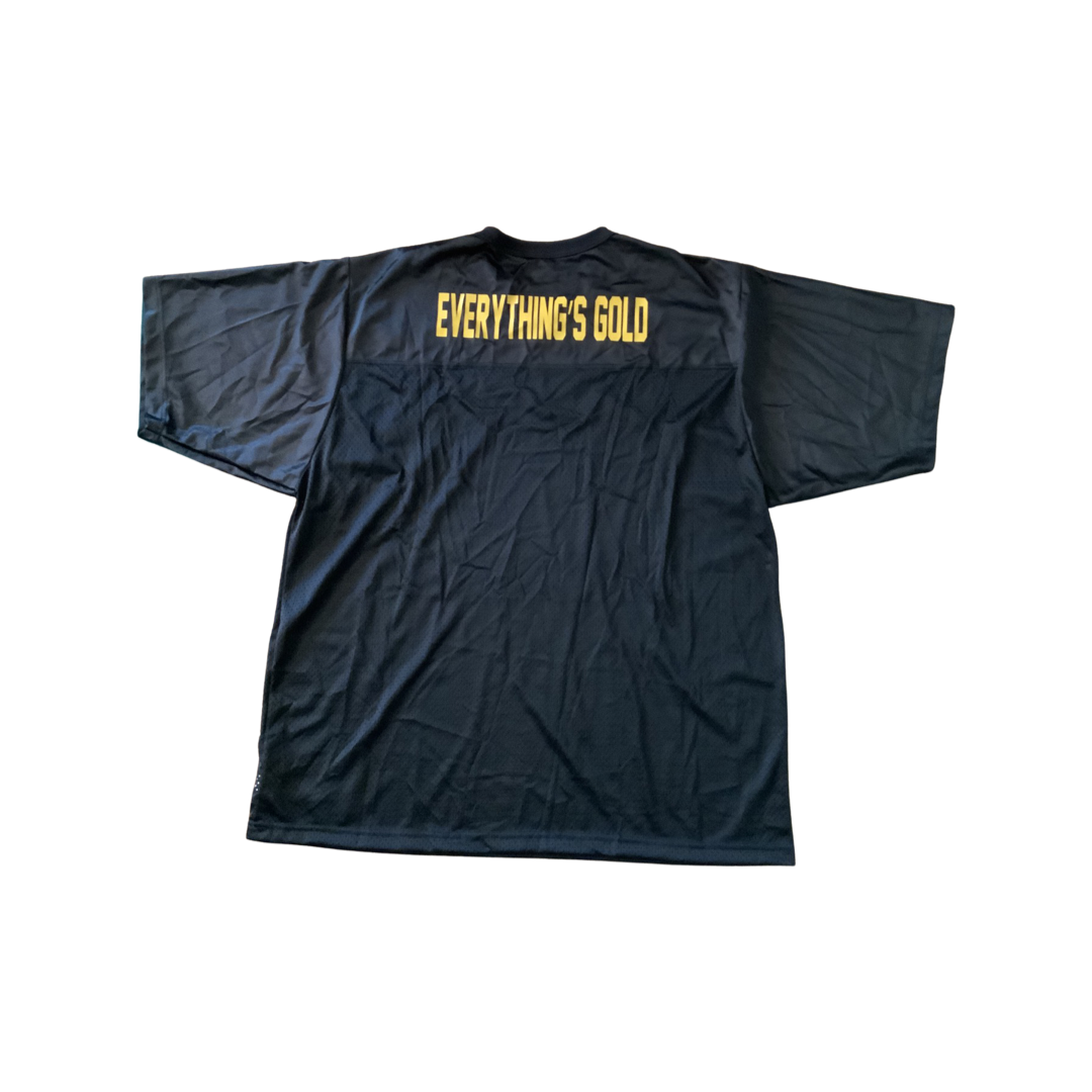 Image of Everything's Gold Football Jersey