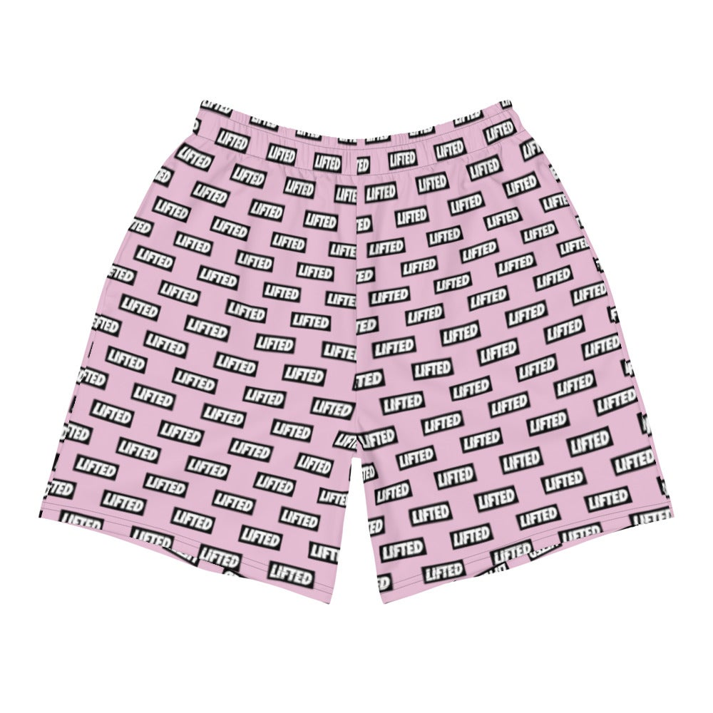 PINK EASTER SHORTS