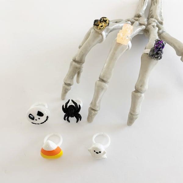 Image of Halloween Rings