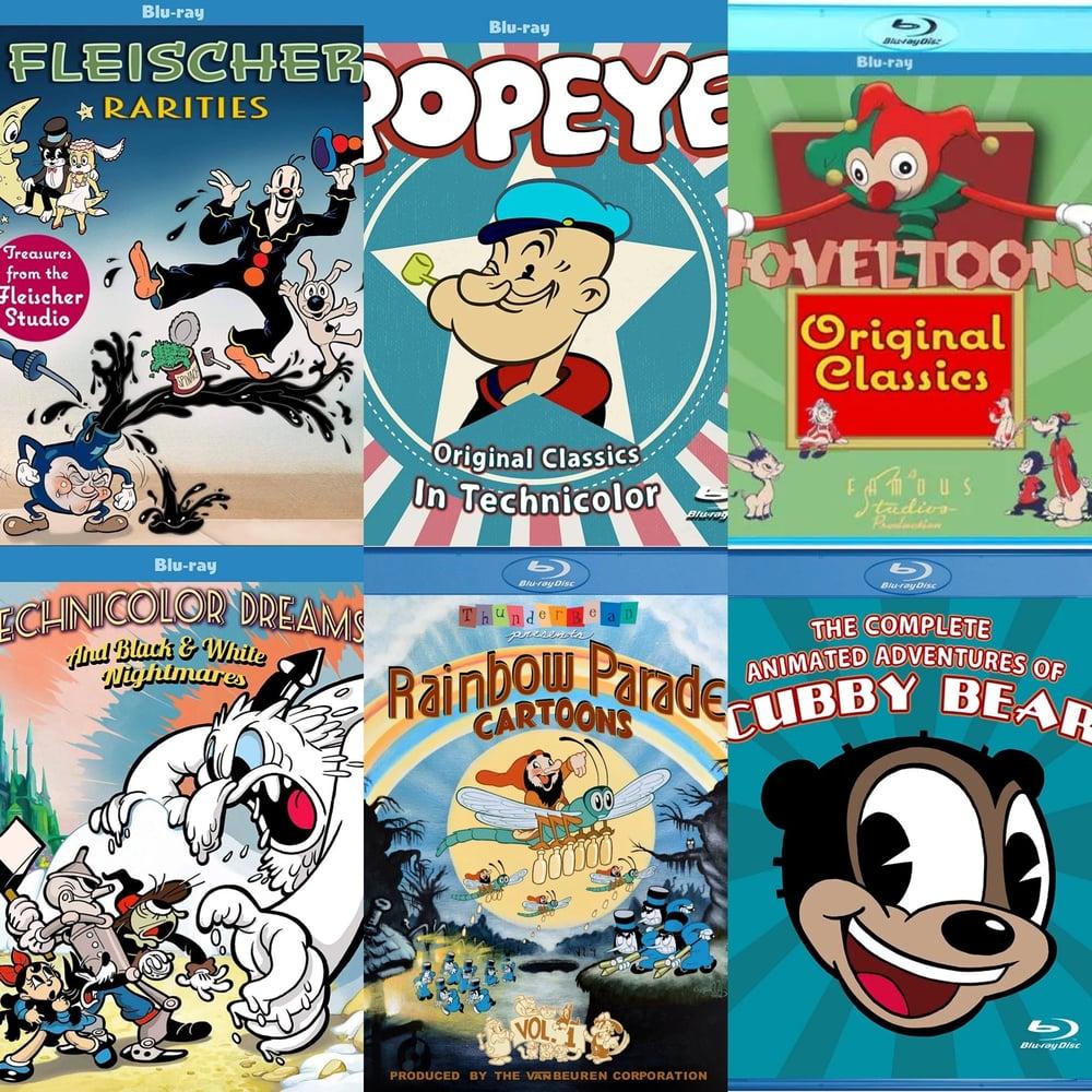 Thunderbean Animation Blu Rays