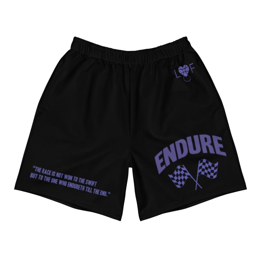 Image of Men's Athletic Endure Away Shorts (Yr4 Colorway)