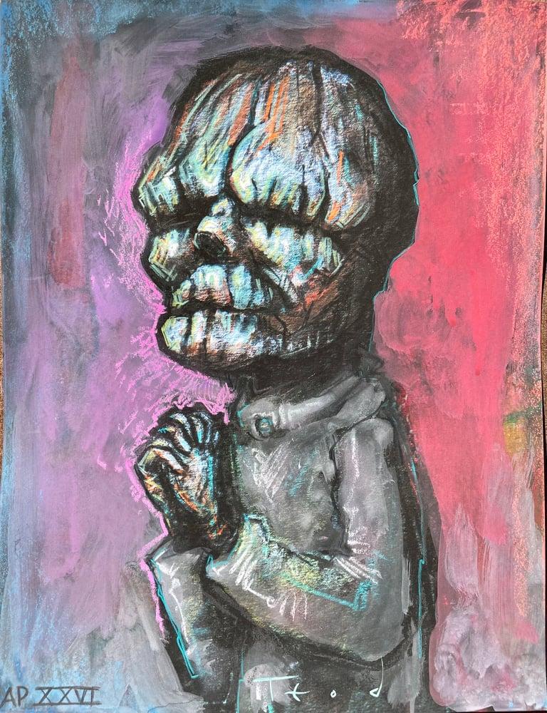 "Image of Teod ""The Butler"" Artist Embellishment #26"