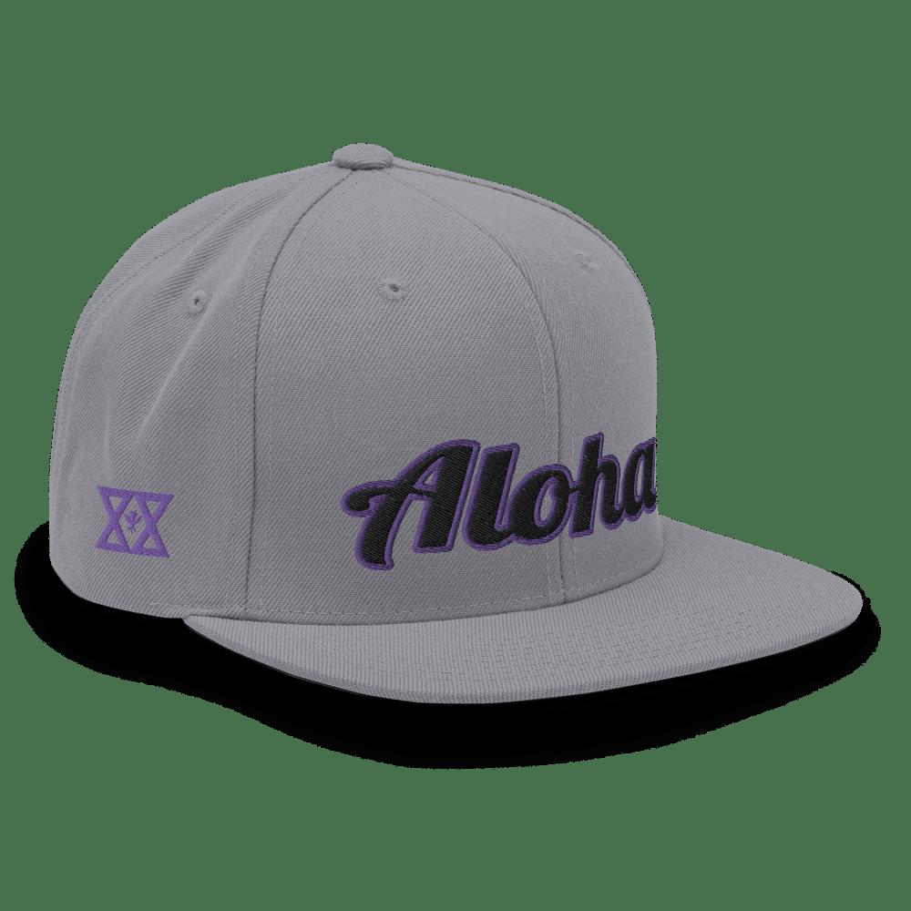 """Aloha """"Hina"""" Snapback"""