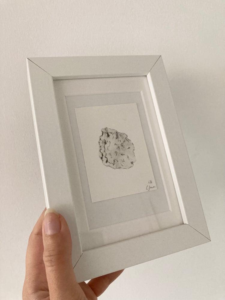 Image of Rock etching #3