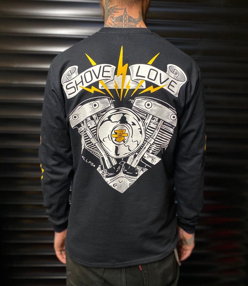 Image of Shovelhead Love L/S