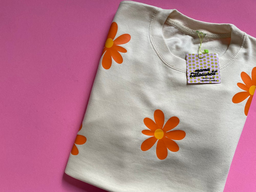 Image of lazy Dais Sweater