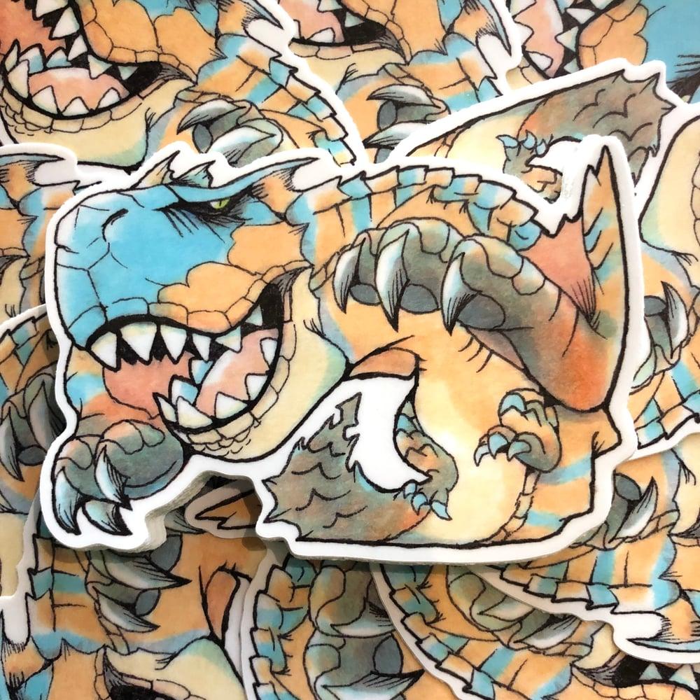 Image of Tigrex Sticker