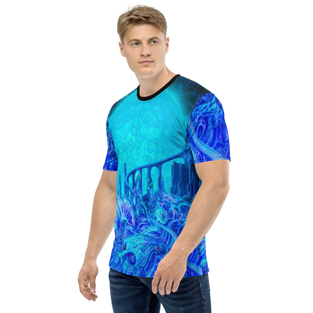 Spectral Visions Allover Print  T-shirt