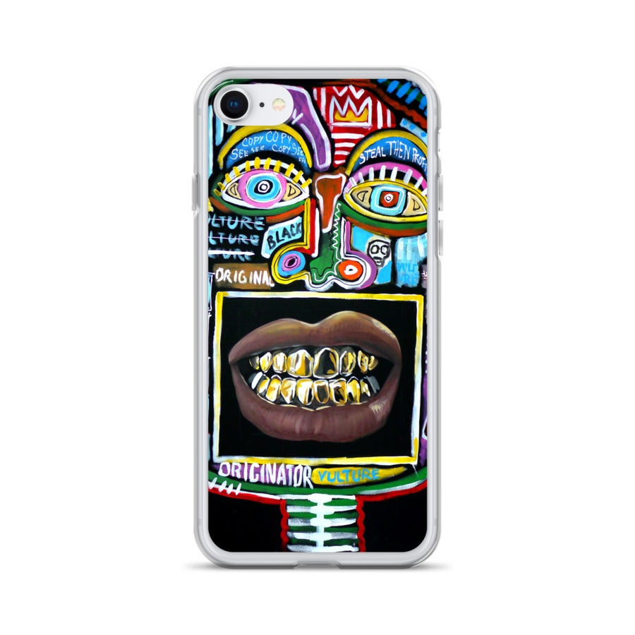 Image of iPhone Case - Culture
