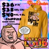 Brat Lesnar Hoodie<br>MARK OUT LOUD Collection (PRE-ORDER)