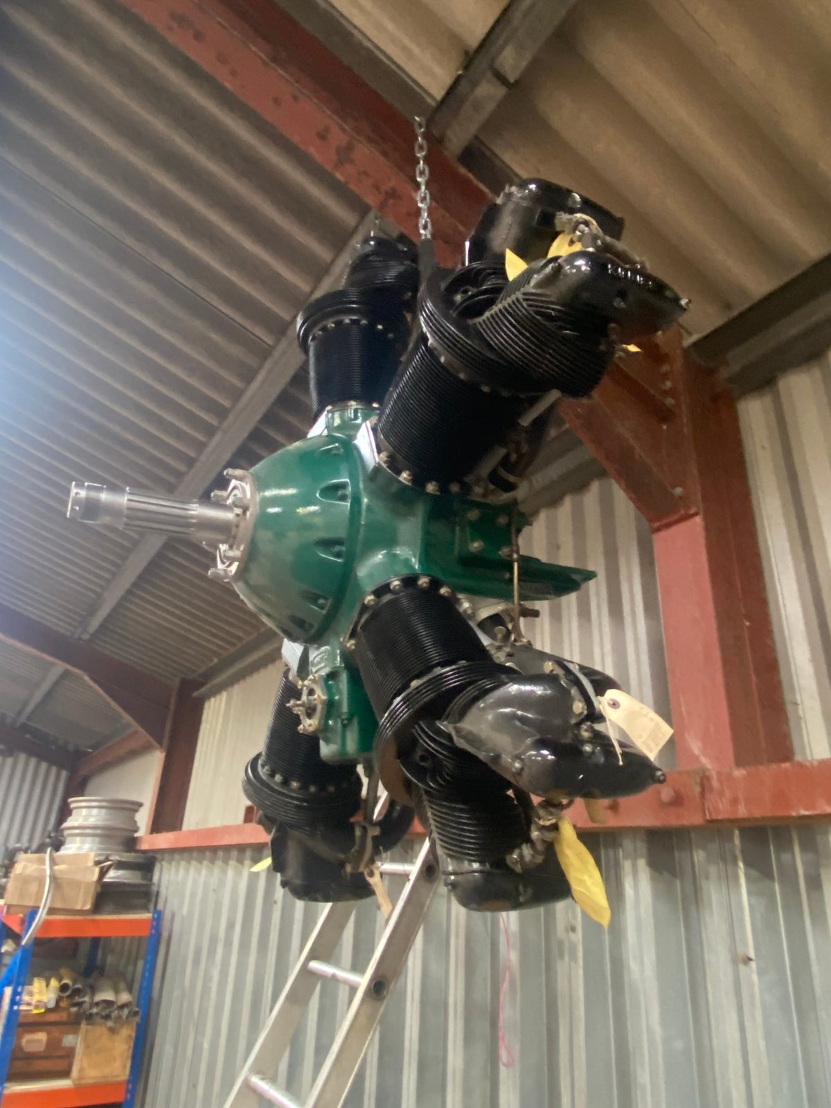 Kinner R56 Radial Engine