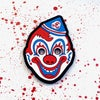 "Vintage Halloween Clown (PVC Patch 3.25"")"