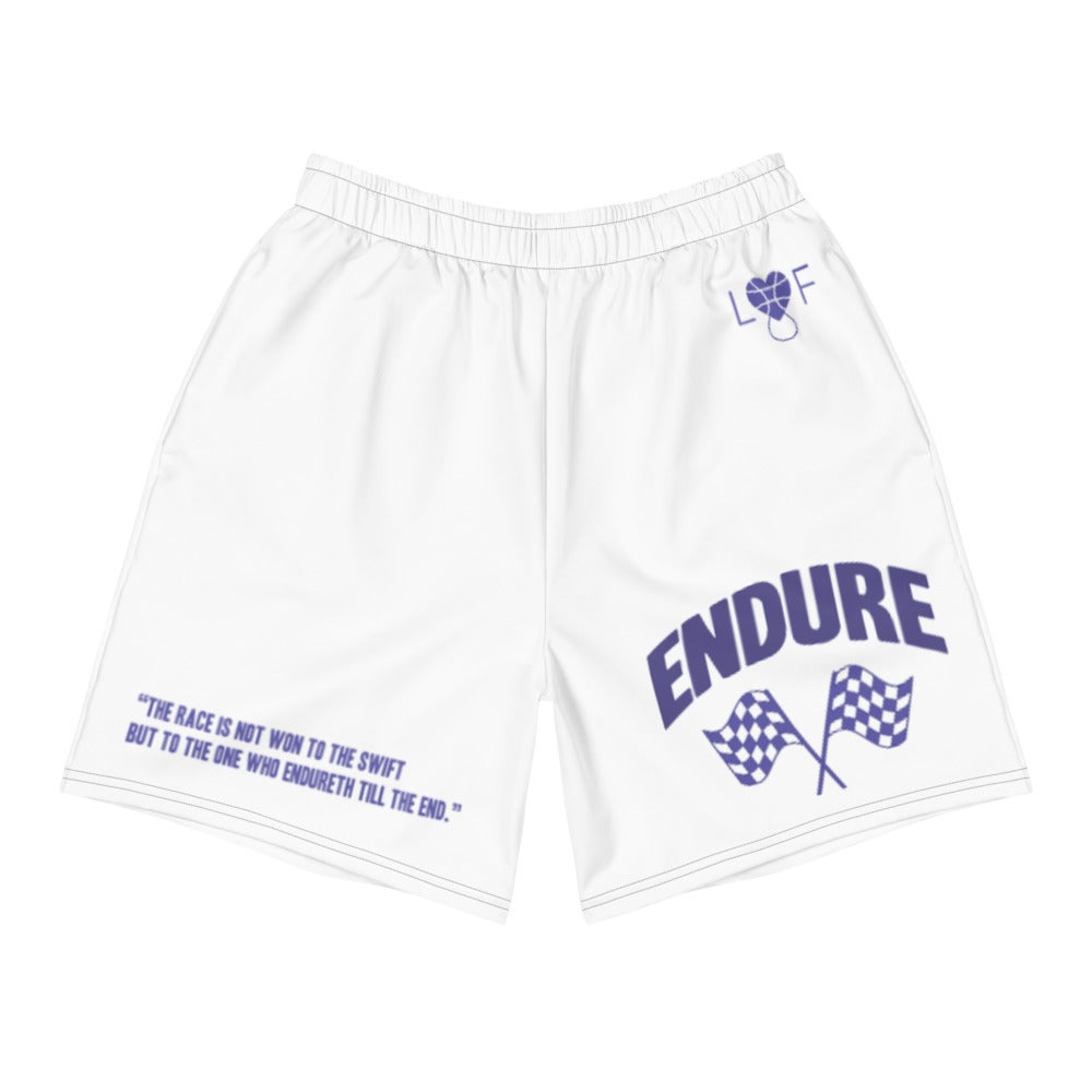 Image of Men's Athletic Endure Home Shorts (Yr4 Colorway)