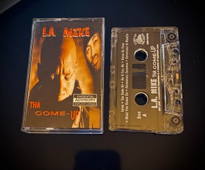 """Image of L.A. MIKE """"Tha Come Up"""""""