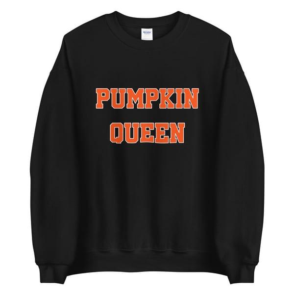 Image of Pumpkin Queen Sweatshirt