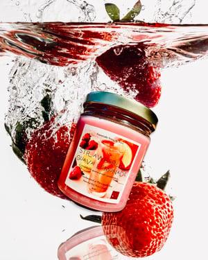 Strawberry Guava Lemonade