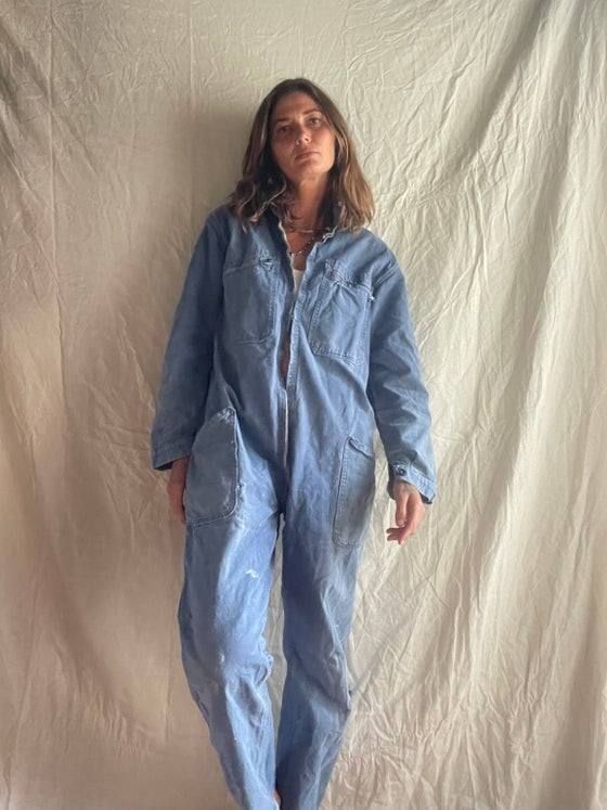 Image of Soul Surfing French Work Wear Jumpsuit
