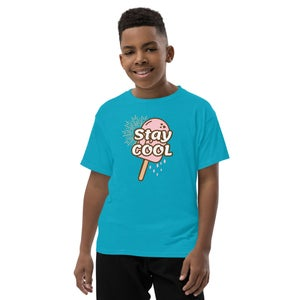 Image of Stay Cool With Ronnie T-Shirt