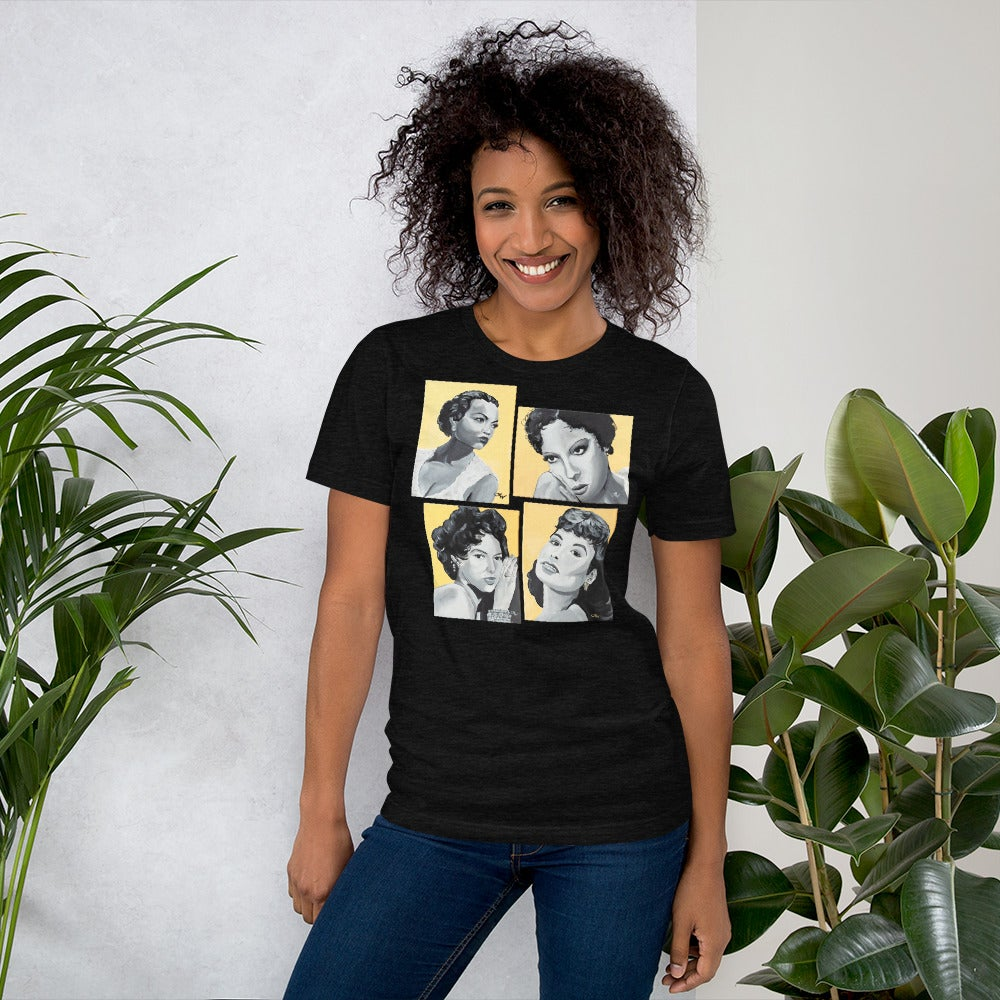 Old Hollywood Glamour T-shirt
