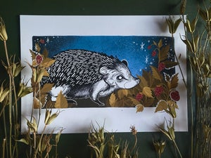 Image of Strawberry Fields A4