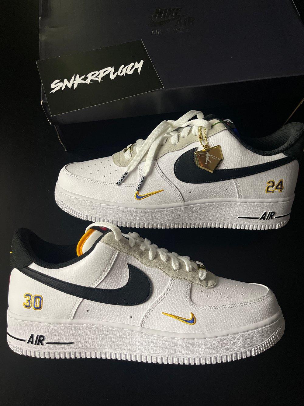Nike Air Force 1 / Ken Griffey Jr. and Sir. Swingman