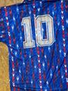 Player Issue 1993 Autoglass Trophy Final Wembley Shirt