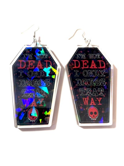 Image of Boy Division Earrings