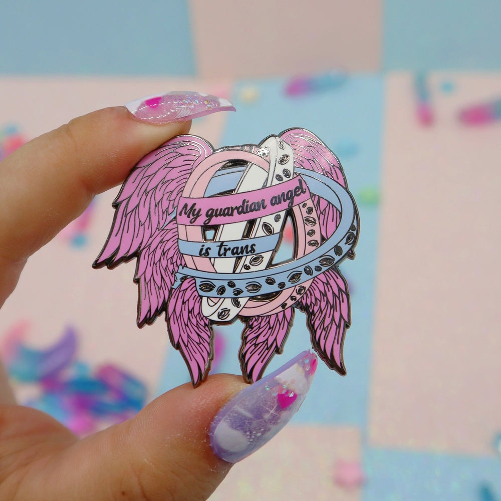 Image of My Guardian Angel Is Trans