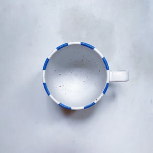 Image of Circus cup with handle // PREORDER