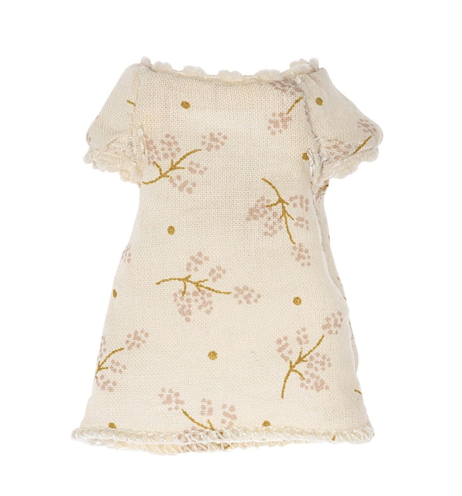 Image of Maileg - Nightgown For Little Sister Mouse (Pre-order)