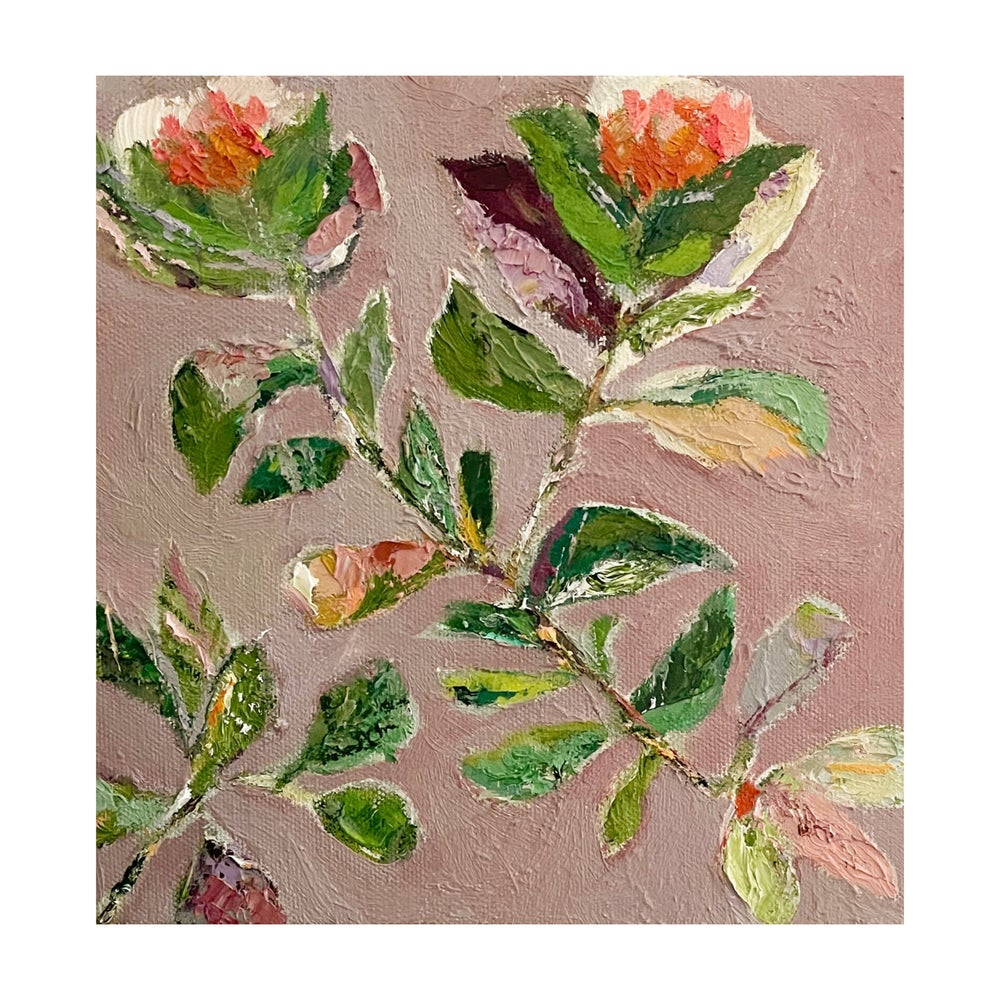 Image of 'Botanique' 2021 Oil on canvas