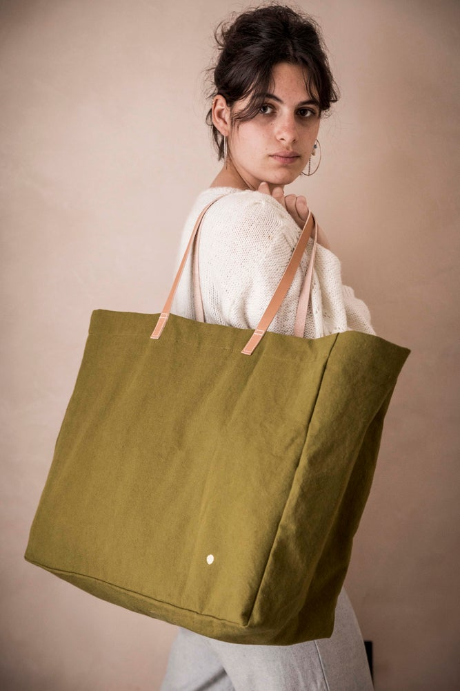 Image of Shopping Bag Iona Lichen