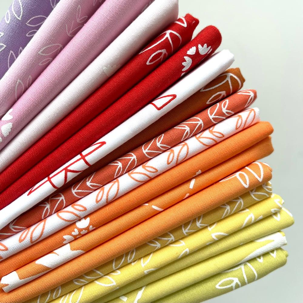 Image of Warm Fabric Panels