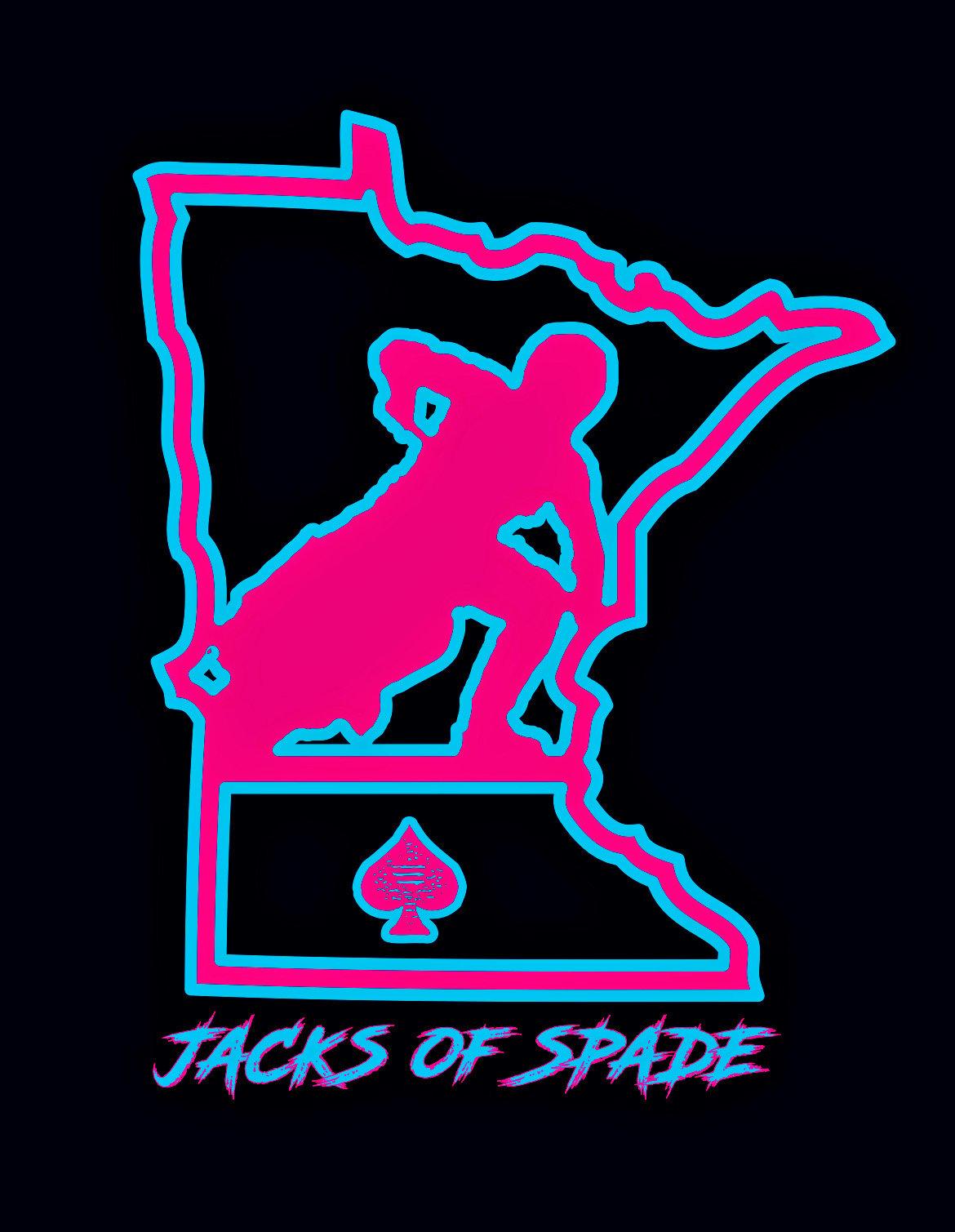 Image of Jacks of Spade Flag