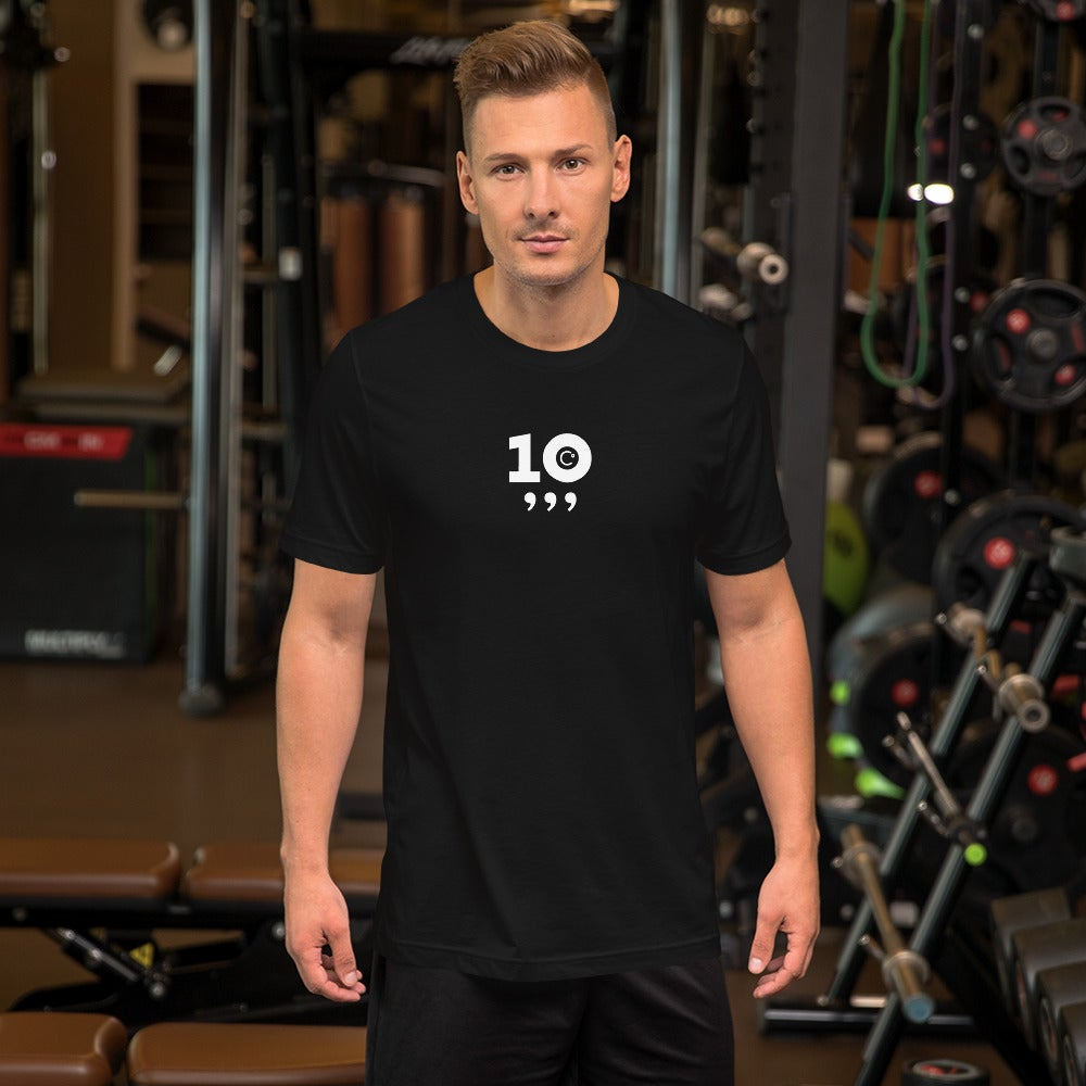 Image of 10X Unisex T-Shirt