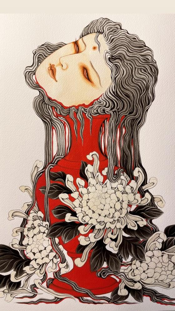 Image of La vase A2