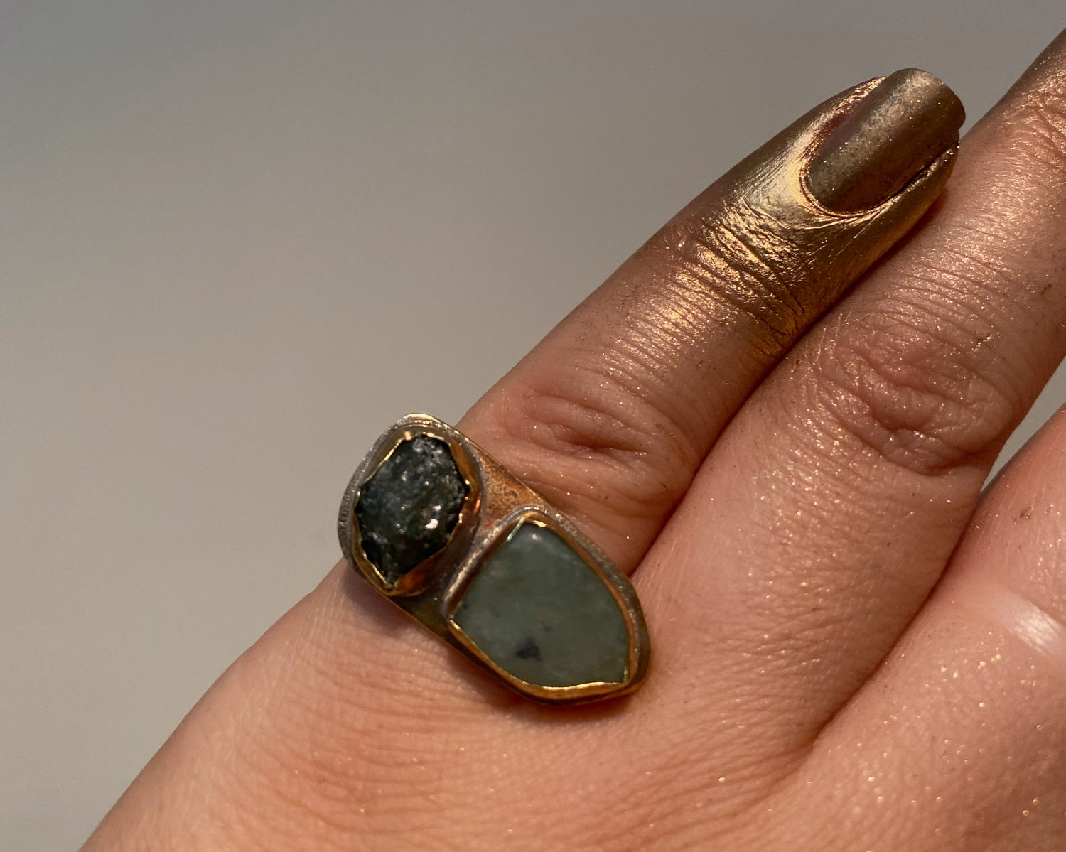 Image of Collage Ring 6