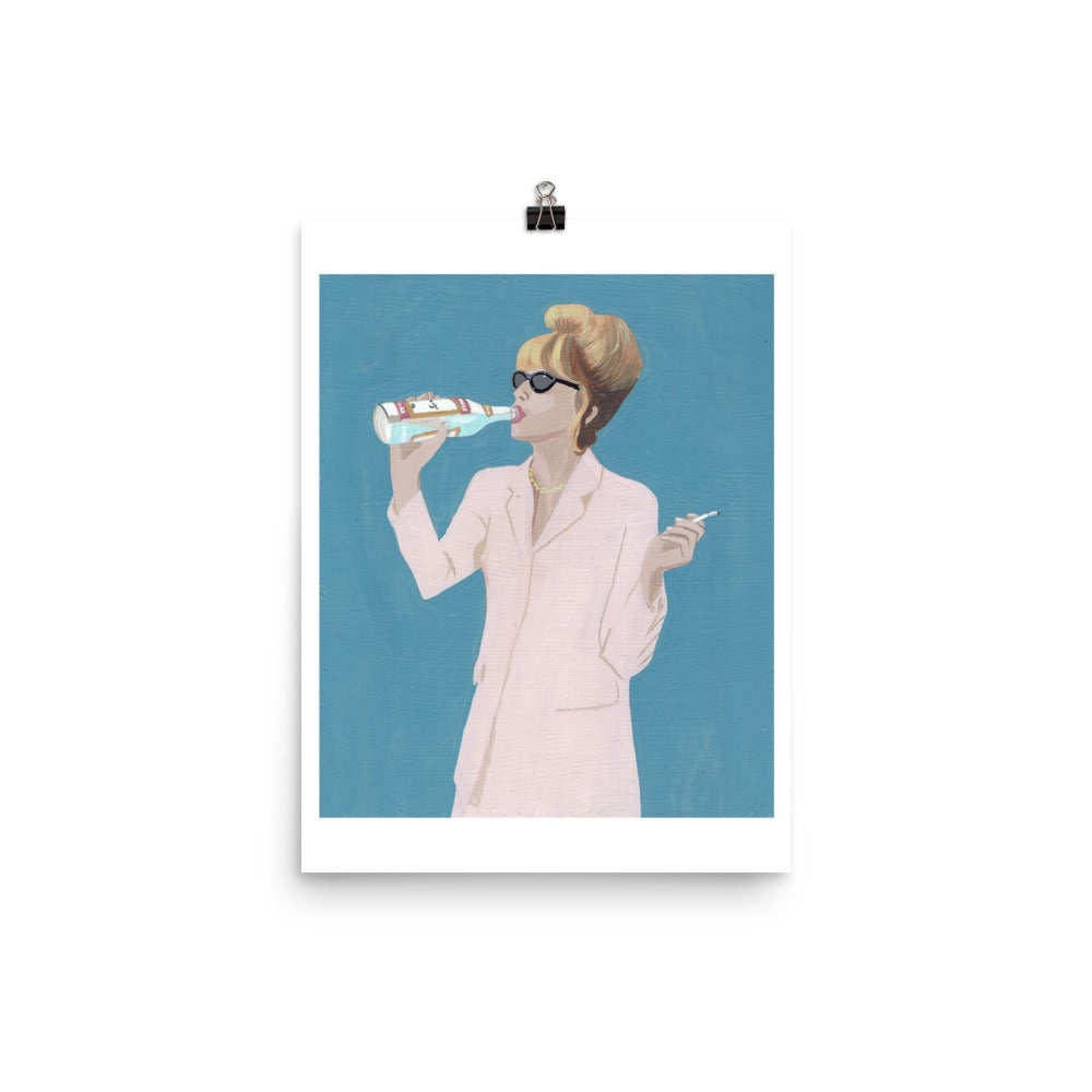 Image of ABSOLUTELY FABULOUS POSTER
