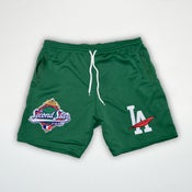 """Image of Green """"Second Star"""" Shorts (PREORDER)"""