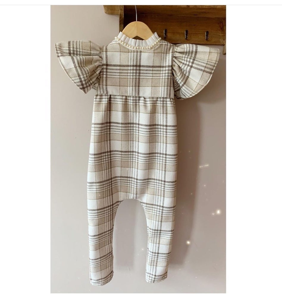 Image of Christmas jumpsuit