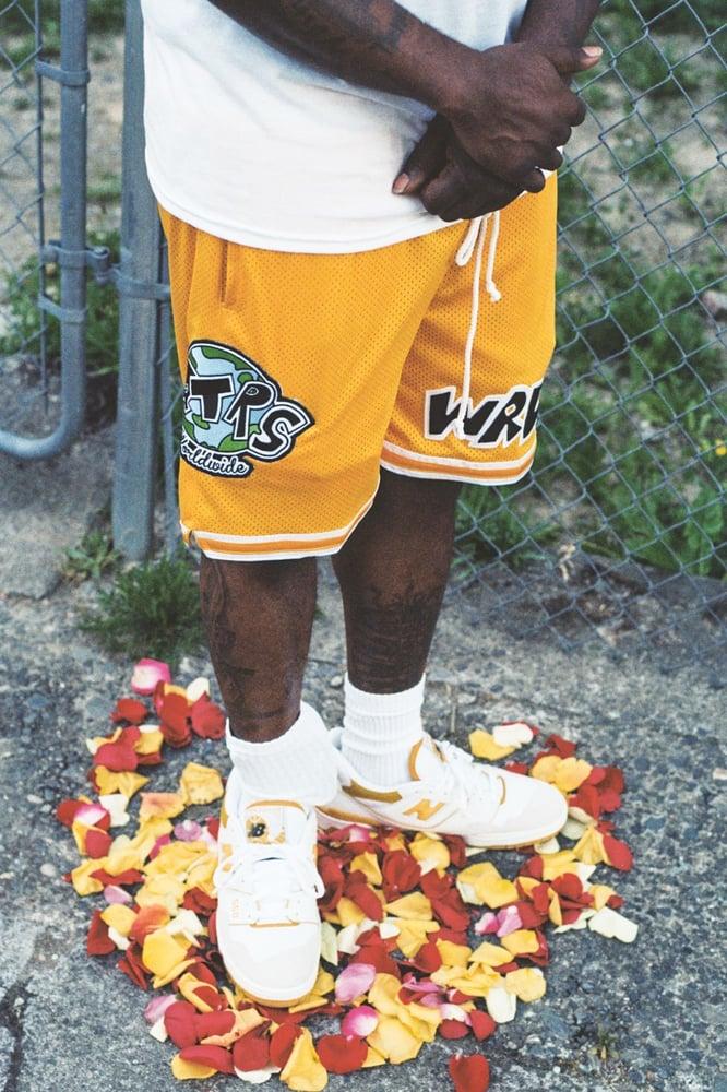 "Image of QTRS ""Ball Hard"" Hoop Shorts 4.0"
